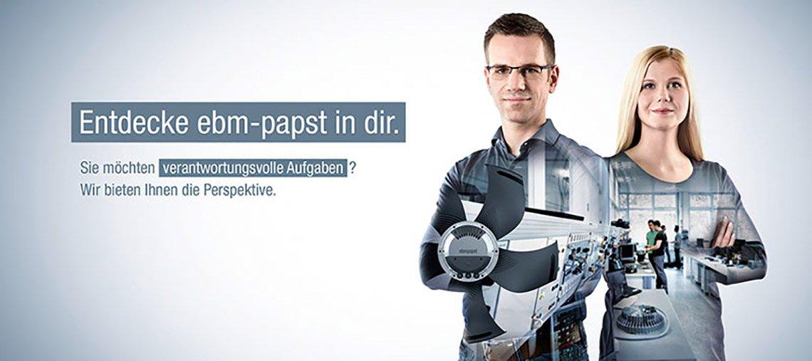 Qualitätsmanager (m/w/d) - befristet bei ebm-papst St. Georgen GmbH & Co. KG