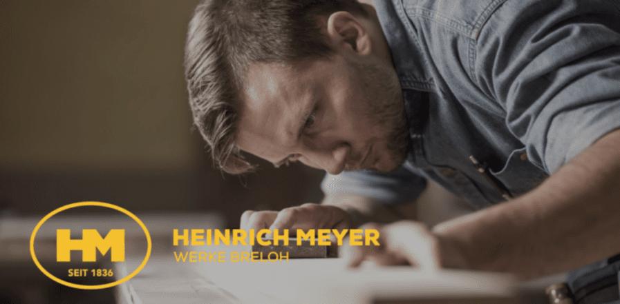 Tischler / Schreiner / Handwerker / Zimmerer (m/w/d) in Vollzeit - auch Quereinsteiger bei Heinrich Meyer-Werke Breloh GmbH & Co. KG