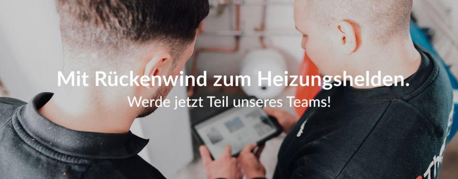 Anlagenmechaniker / Heizungsbauer / Installateur / Monteur (m/w/d) für Heizungen in Vollzeit bei Thermondo GmbH