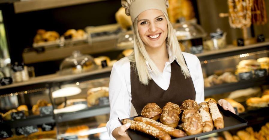 Verkäuferin / Verkäufer / Fachverkäufer (m/w/d) Bäckerei in Vollzeit / Teilzeit / als Aushilfe / Minijob bei Bäckerei Dreißig GmbH & Co. KG
