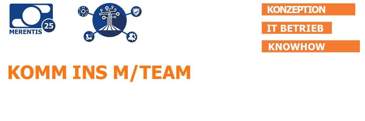 Mitarbeiter IT-Support User Helpdesk (m/w/d) bei MERENTIS GmbH