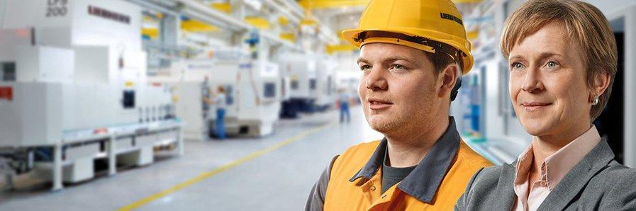 Ausbildung zum Industriemechaniker (m/w/d) Einsatzgebiet Produktionstechnik bei Liebherr-Verzahntechnik GmbH