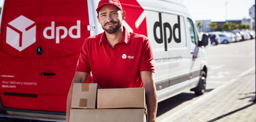 Zusteller (m/w/d) bei DPD Service GmbH