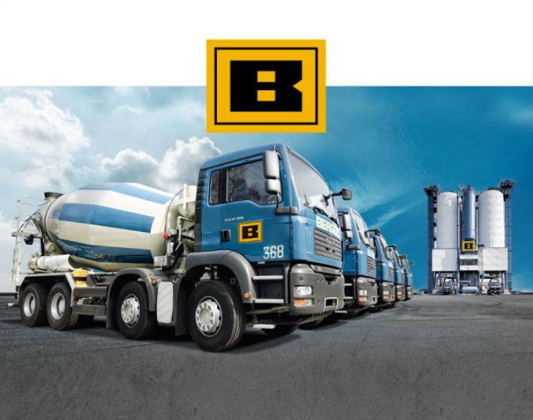Kraftfahrer (m/w/d)* CE | Nahverkehr bei BERGER BETON SE