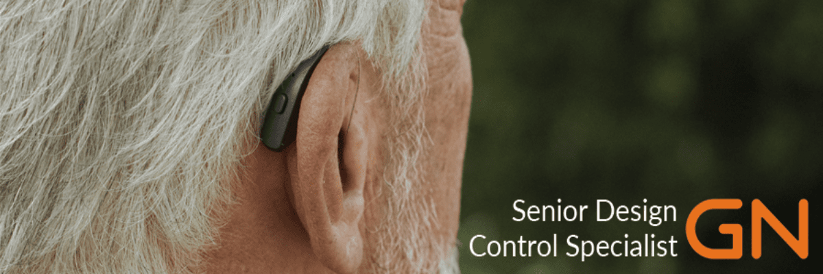 Senior Design Control Specialist bei GN Hearing A/S