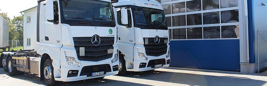 Lkw Fahrer (m/w/d)* bei emde Speditions GmbH