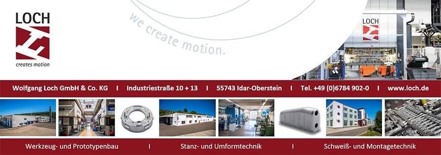 Ausbildungsberufe (m/w/d) bei Wolfgang Loch GmbH & Co. KG Stanztechnik und Werkzeugbau