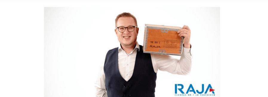 Teamleiter (m/w/d) Key Account Management (deutschlandweit) bei Rajapack GmbH