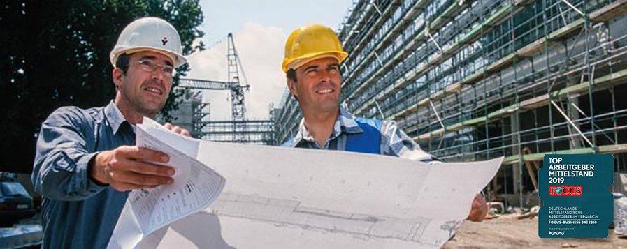 Kalkulator Industriebau (m/w/d) für die Angebotskalkulationen von schlüsselfertigen Industriebau-Projekten bei FREYLER GmbH & Co. KG