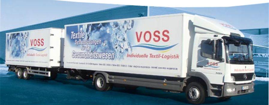 Kundenbetreuer / Kundenberater / Kaufmann / Kauffrau (m/w/d) im Außendienst in Vollzeit bei Großwäscherei Voss GmbH