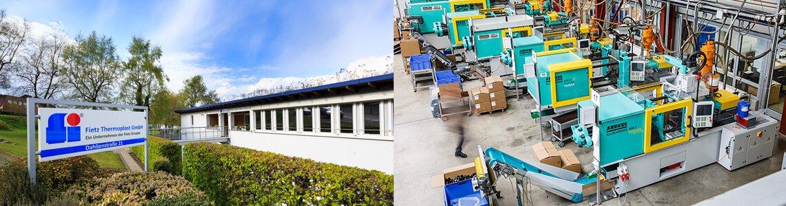 Werkzeugmechaniker Formenbau (m/w/d) bei Fietz Thermoplast GmbH