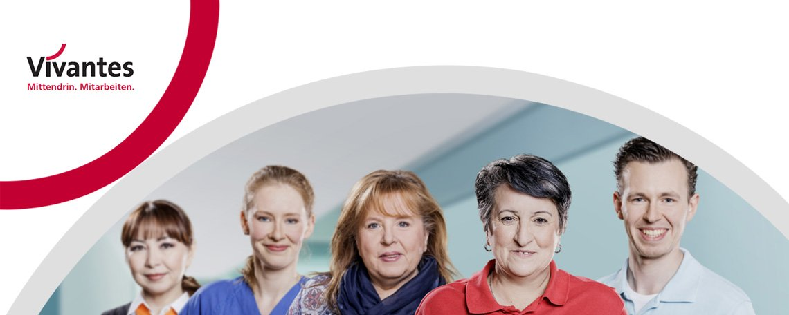 Pflegekraft (m/w/d) bei Vivantes Forum für Senioren GmbH