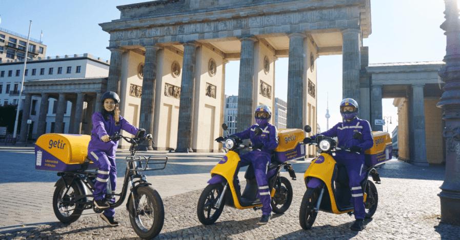 Auslieferungsfahrer / E-Moped Kurier / Lieferfahrer (w/m/d) - auch Quereinsteiger bei Getir Germany GmbH