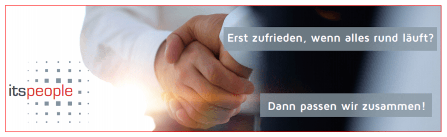 Analytics Developer (w/m/d) bei its-people GmbH