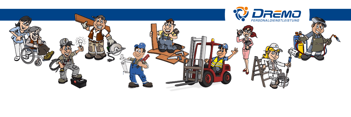 Mitarbeiter (m/w/d) im Bereich Klempnerei/Installation bei Dremo Personaldienstleistung GmbH
