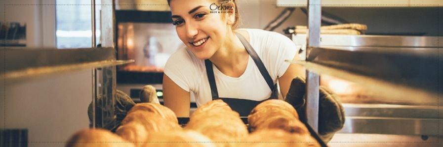 Verkäuferin / Verkäufer / Fachverkäufer in Bäckerei - Quereinsteiger erwünscht (m/w/d) in Teilzeit bei Oehme Brot & Kuchen GmbH
