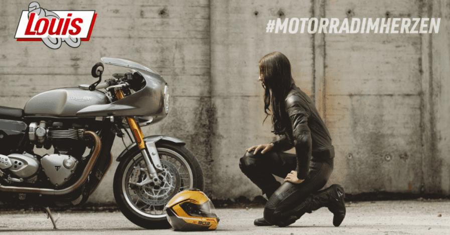 Verkäufer / Verkäuferin / Fachverkäufer (m/w/d) Motorradbekleidung / Motorradzubehör in Vollzeit / Teilzeit bei Detlev Louis Motorrad - Vertriebsgesellschaft mbH