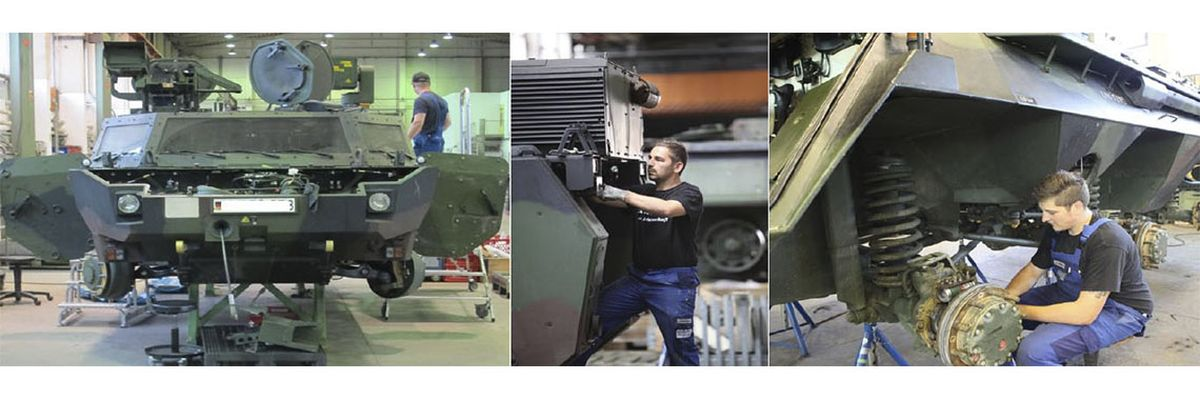 SAP Junior Entwickler m/w/d bei DSL Defence Service Logistics GmbH