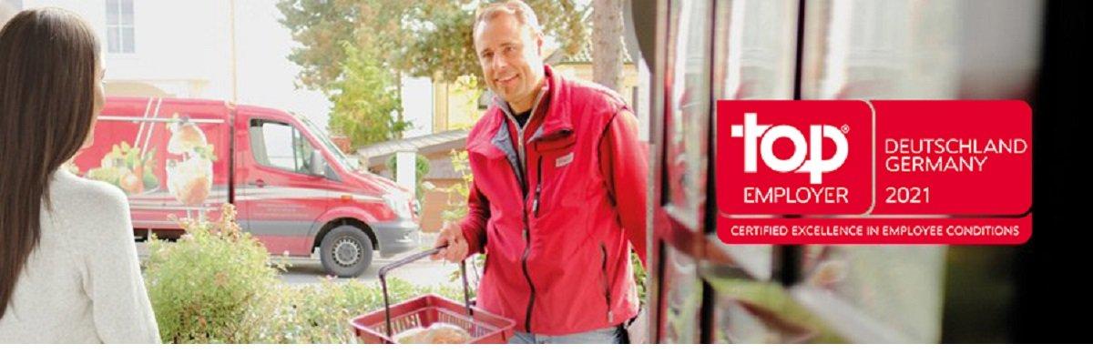 Verkaufsfahrer (m/w/d) für den Vertrieb von Lebensmitteln bei eismann Tiefkühl-Heimservice GmbH