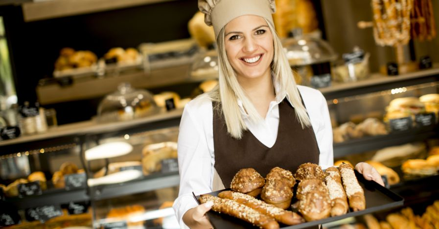 Verkäuferin / Verkäufer / Fachverkäufer (m/w/d) Bäckerei in Vollzeit / Teilzeit bei Bäckerei Dreißig GmbH & Co. KG