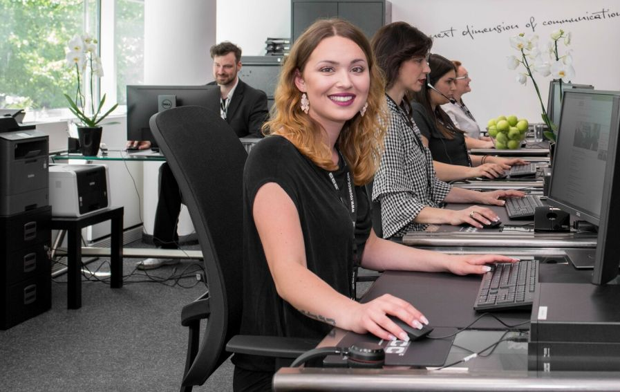 Call Center Agent / Kundenberater / Customer Support Agent (m/w/d) Kundenservice / E-Commerce in Vollzeit / Teilzeit bei TELUS International