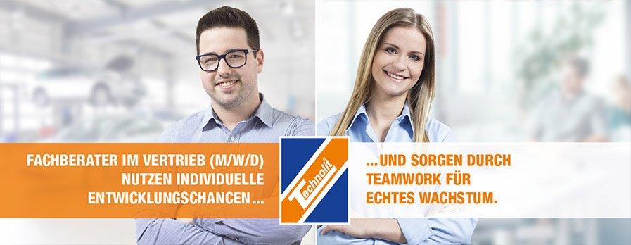 Außendienstmitarbeiter Vertrieb KFZ bei Technolit GmbH