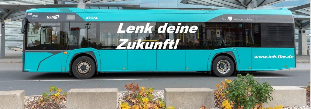 Werkstudent (m/w/d) bei In der City Bus GmbH