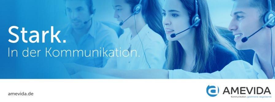 Kundenberater / Call Center Agent Outbound Sales (m/w/d) in Vollzeit bzw. Teilzeit - auch Quereinsteiger bei AMEVIDA SE