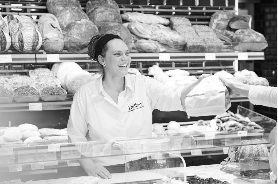 Verkäufer / Bäckereifachverkäufer (m/w/d) - auch Quereinsteiger - in Stuttgart Degerloch bei Bäckerei und Konditorei Treiber GmbH