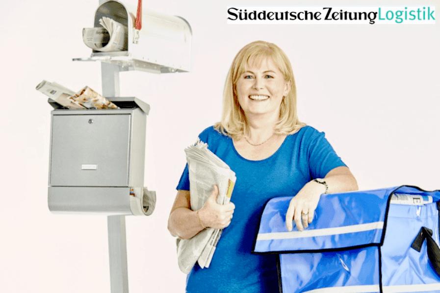 Kurier / Bote / Zusteller als Zeitungszusteller (m/w/d) auch Quereinsteiger in Vollzeit / Teilzeit / Minijob bei ZustellerAktiv - München