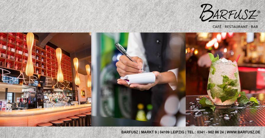 Servicemitarbeiter (m/w/d) Gastronomie bei Barfusz