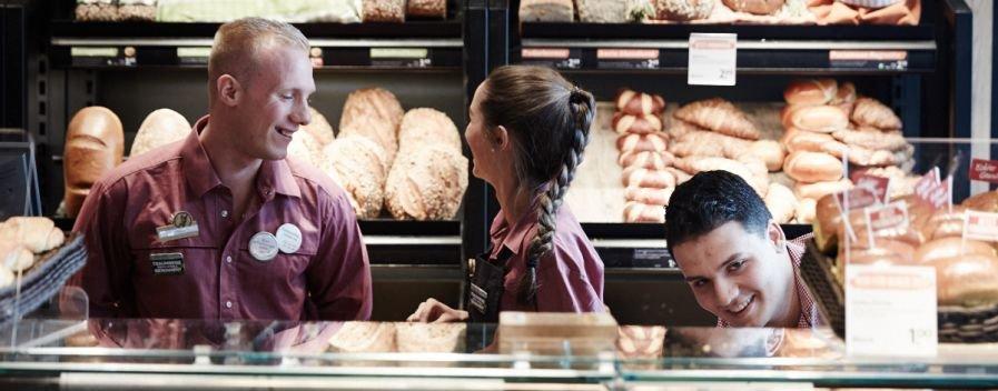 Verkäufer / Verkäuferin / Fachverkäufer (m/w/d) Bäckerei in Vollzeit - Heiligenhafen bei Junge Die Bäckerei.