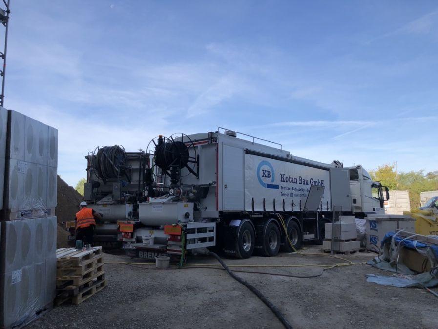 Estrichleger / Handwerker / Bodenleger (m/w/d) - auch Quereinsteiger in Vollzeit bei Kotan Bau GmbH