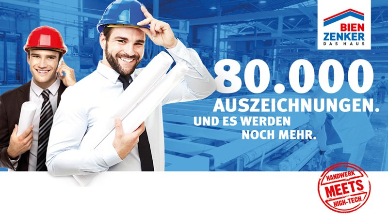 MITARBEITER HAUSTECHNIK (M/W/D) bei Bien-Zenker GmbH