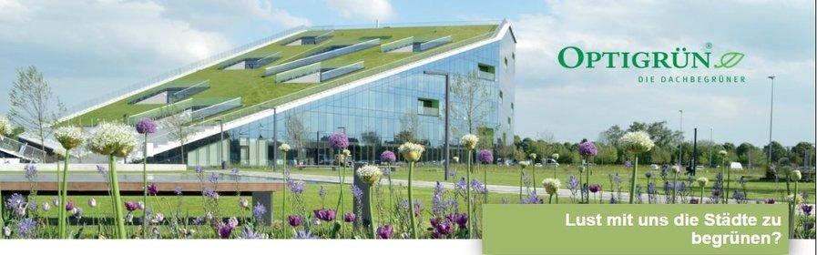 Anwendungstechniker (m/w/d) Dachbegrünung / Bauwerksbegrünung bei Optigrün international AG