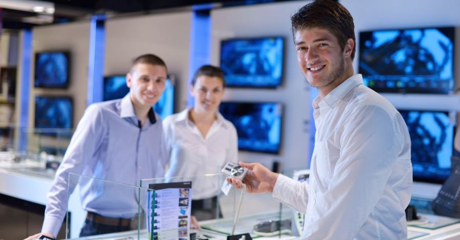 Verkäuferin (w/m/d) bei mobilcom-debitel shop GmbH