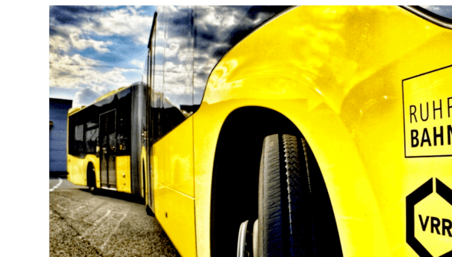 Busfahrer (m/w/d) Führerschein Klasse D/DE in Vollzeit bei Ruhrbahn GmbH