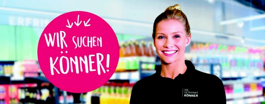 Verkäufer / Fachverkäufer / Marktmitarbeiter (m/w/d) in Vollzeit - auch Quereinsteiger bei alldrink GmbH