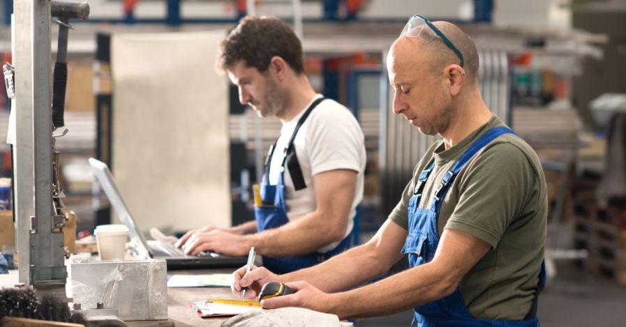 Helfer / Produktionsmitarbeiter / Quereinsteiger (m/w/d) in Vollzeit bei Select GmbH Sinsheim